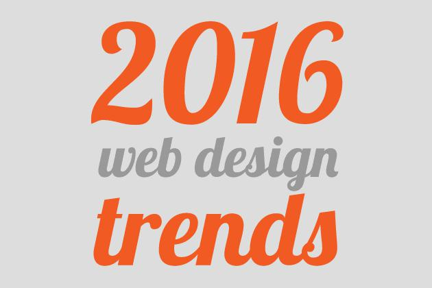 Three Paramount Web Design Trends of 2016 by Paiyak Dev